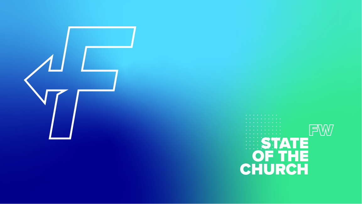 graphic for first west state of the church series